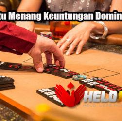 Peluang Jitu Menang Keuntungan DominoQQ Online